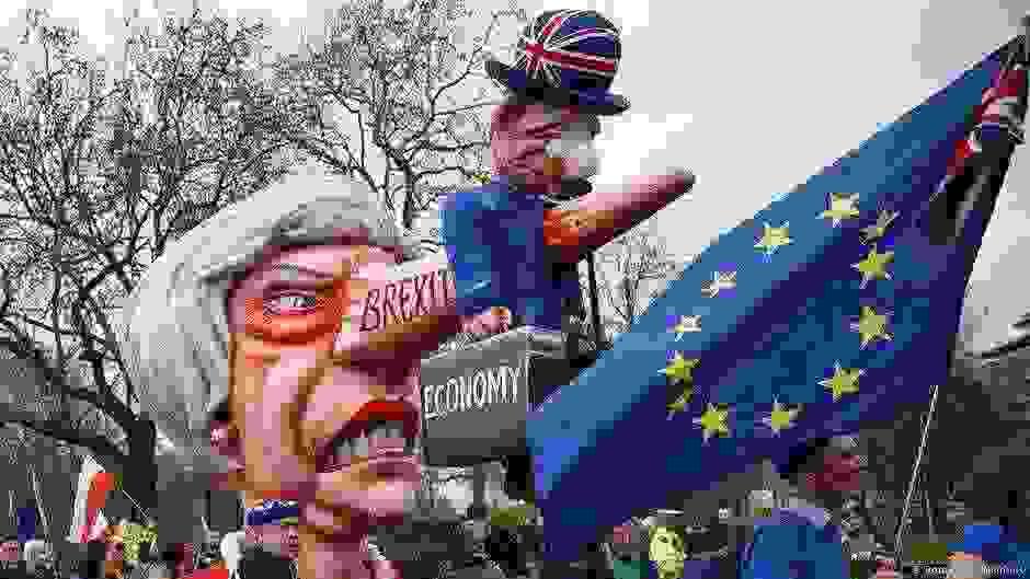 Η δύσκολη σχέση της Βρετανίας με την ΕΕ | Πολιτική | DW