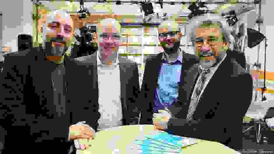 Τουρκική ραδιοφωνία ...αντιφρονούντων στο Βερολίνο | Πολιτική | DW