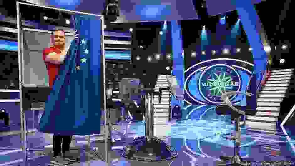 Ευρωκάλπη… σε τηλεοπτικό πλατό   DW   16.05.2019
