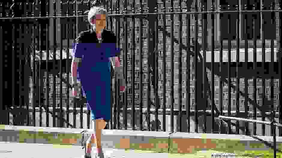 Νέα πρωτοβουλία Μέι για το Brexit | DW | 15.05.2019