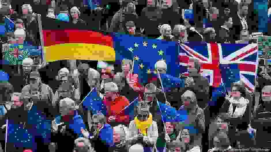 Οι ευρωεκλογές δεν (πρέπει να) είναι ψήφος διαμαρτυρίας | DW | 15.05.2019