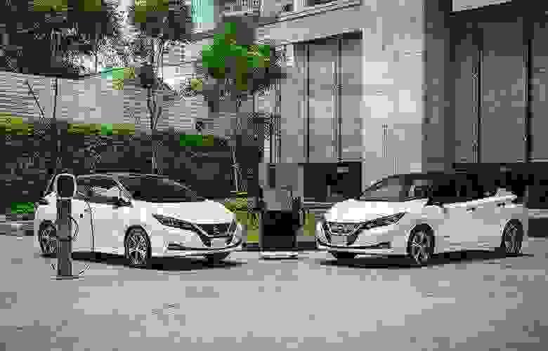 Συνεργασία Nissan-Delta για τη φόρτιση ηλεκτροκίνητων οχημάτων