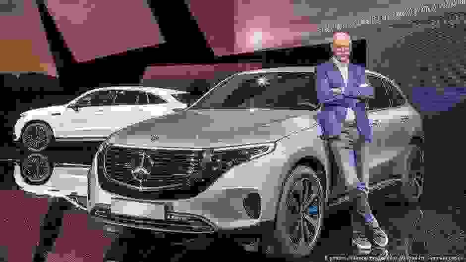 Τέλος εποχής στην Daimler-αποχωρεί ο Τσέτσε | DW | 23.05.2019
