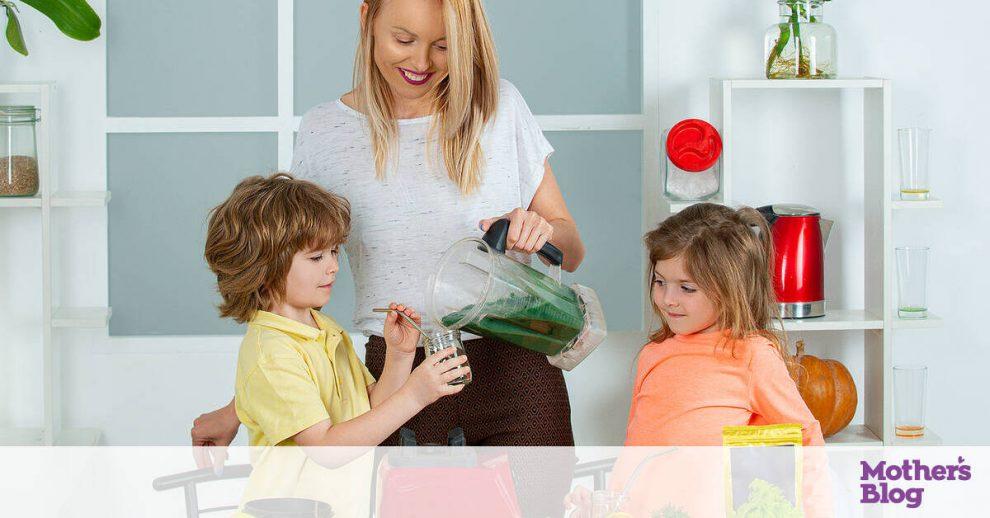 Δυναμωτικά smoothies για παιδιά που επέστρεψαν στα θρανία
